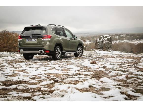 Primera prueba Subaru Forester ecoHYBRID: el primero de una nueva gama híbrida