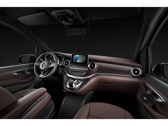 Nuevo Mercedes Clase V: el monovolumen deportivo