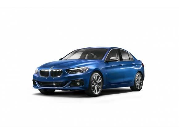 Nuevo BMW Serie 1 Sedan: de momento sólo para China