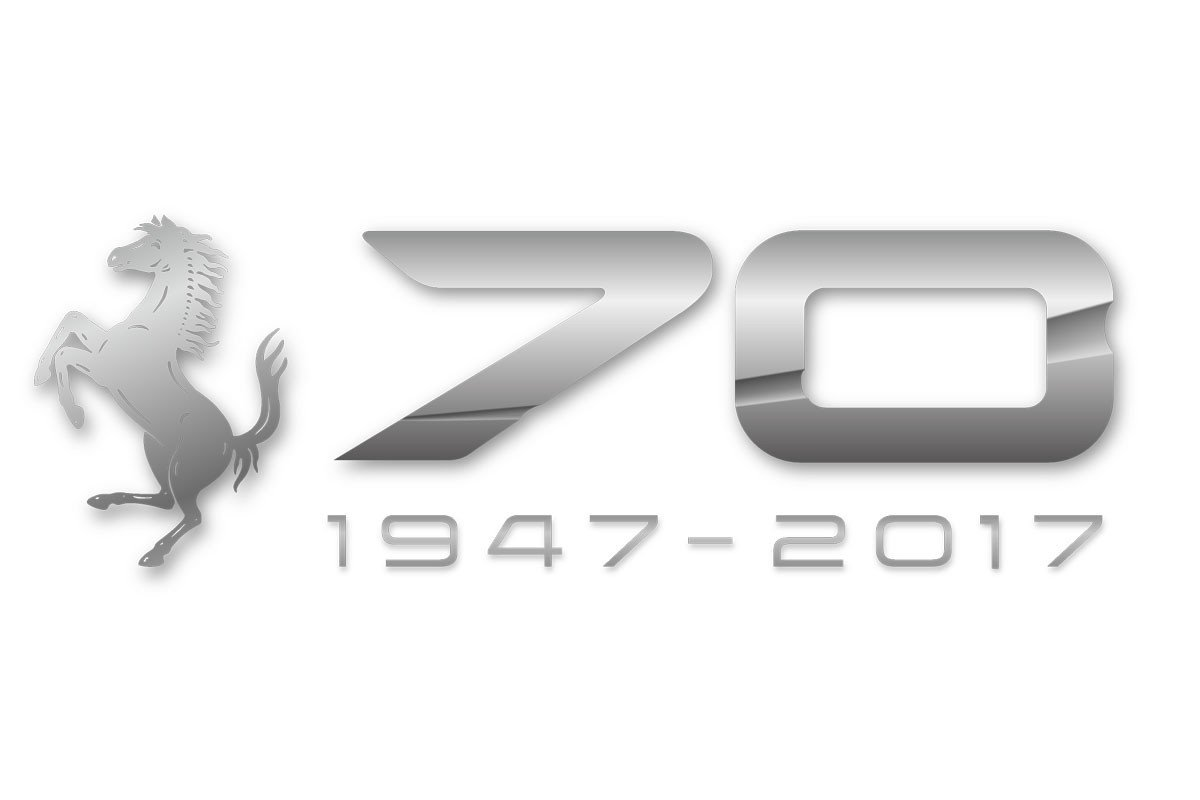 Ferrari celebra 70 años con 70 versiones