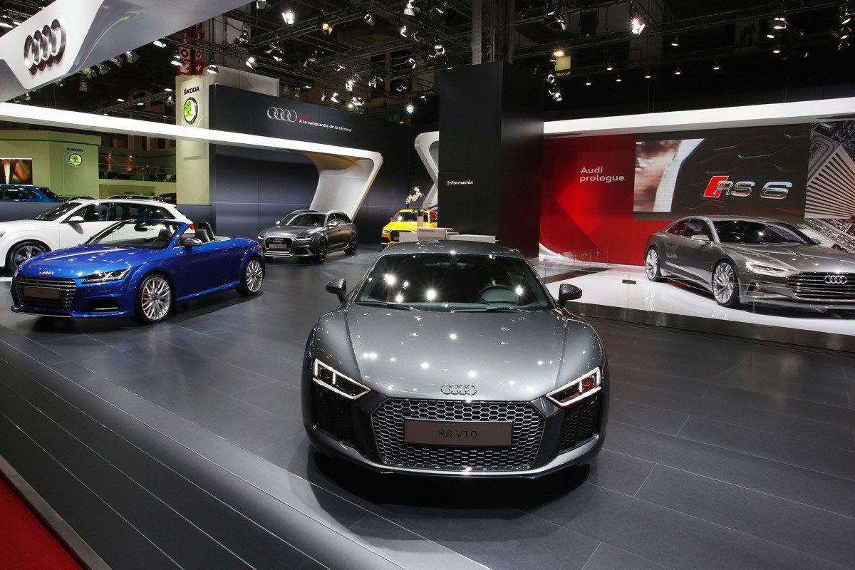Audi Salón de Barcelona