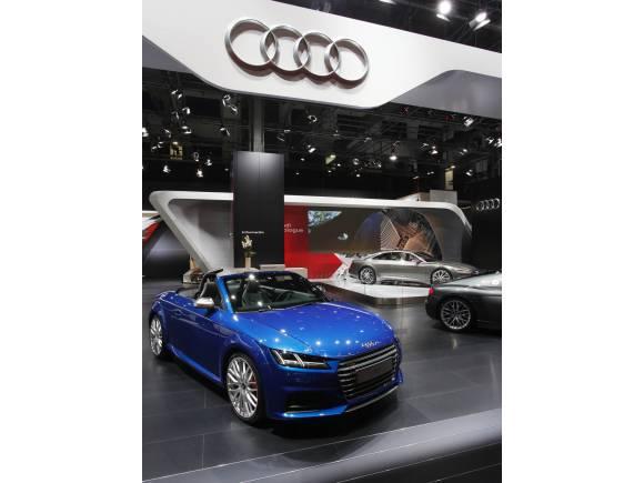 Audi tendrá un estand muy deportivo en el Salón de Barcelona