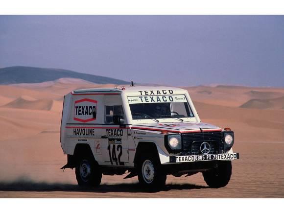 El Mercedes Clase G cumple 40 años