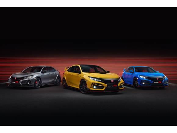 Honda Civic Type R: llegan dos nuevas versiones