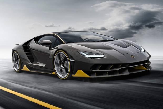 Lamborghini Centenario, el homenaje al fundador
