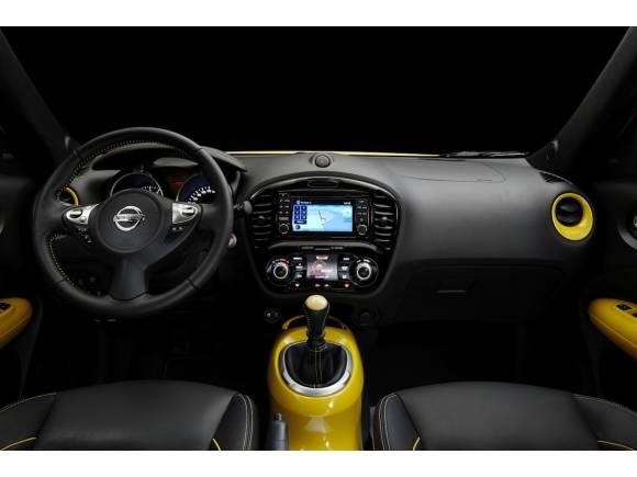 Nissan Juke 2014, con nuevo motor 1.2 DIG.T 115 CV