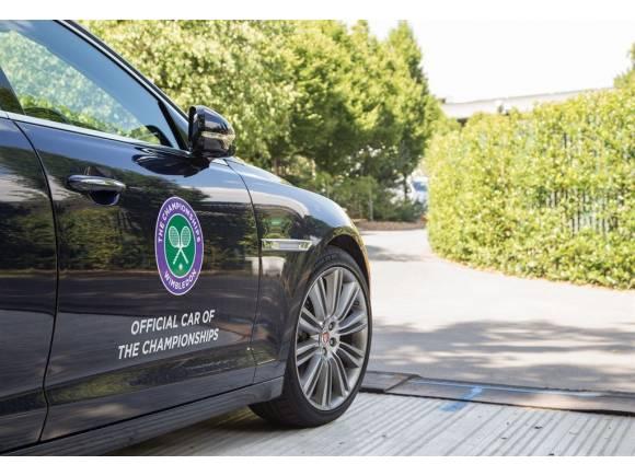 Jaguar #FeelWimbledon: vive a distancia el Gran Slam más importante del mundo