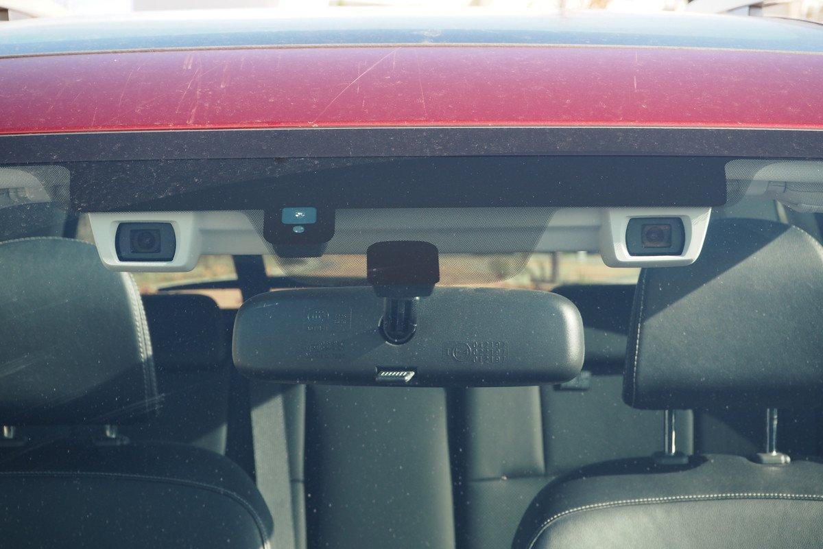 Prueba Subaru Forester