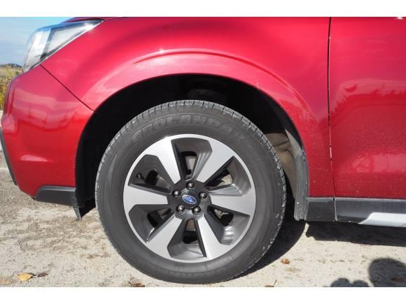 Prueba 10 Subaru Forester 2.0i: con aroma a 4x4