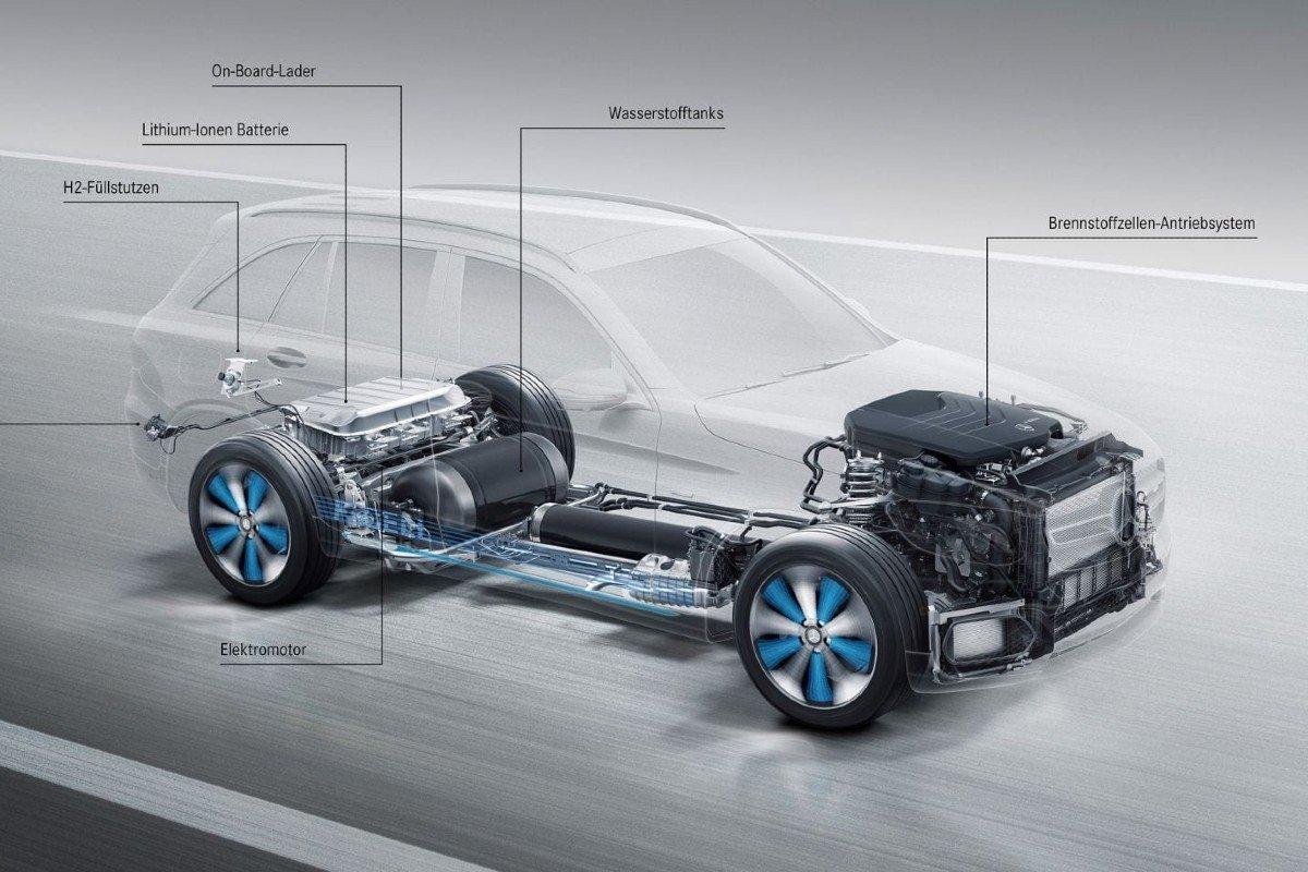 Crean Daimler y Volvo empresa para desarrollar y producir celdas de combustible