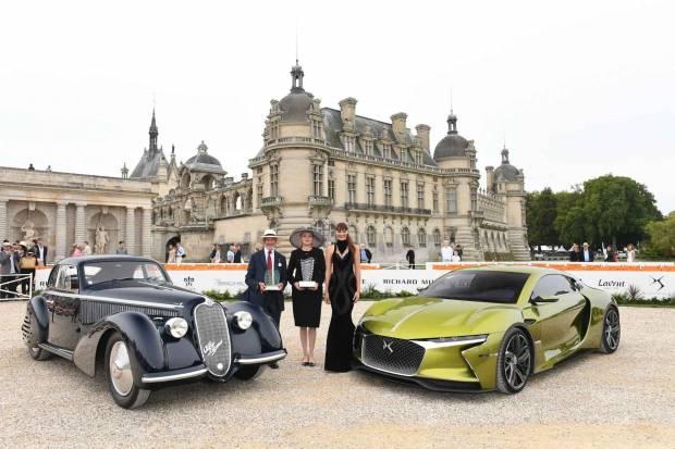 Chantilly Arts & Elegance, los más