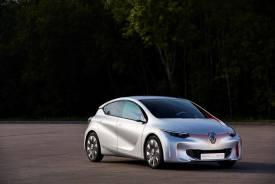 Renault EOLAB: un prototipo híbrido con un consumo de 1 l/100 km