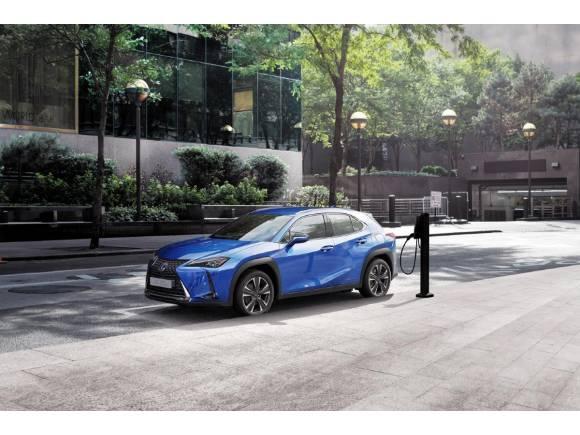 Lexus UX 300e: una garantía de un millón de kilómetros