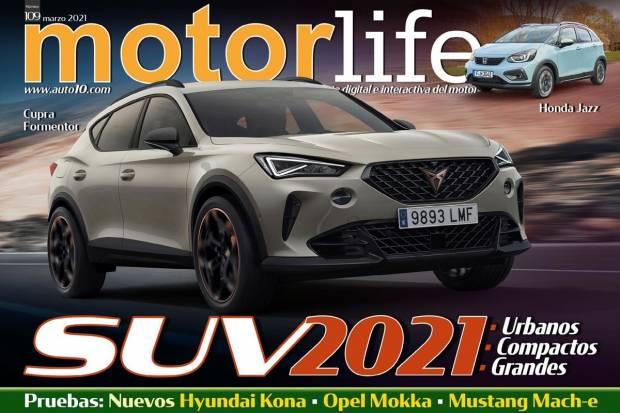 Motorlife Magazine 109: analizamos los SUV nuevos que llegan en 2021