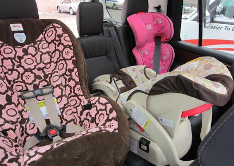 Los suv y todocamino para montar tres sillas infantiles - Altura para ir sin silla en el coche ...