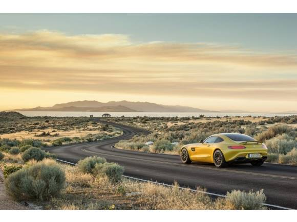 Precios Mercedes AMG GT, desde 141.800 euros