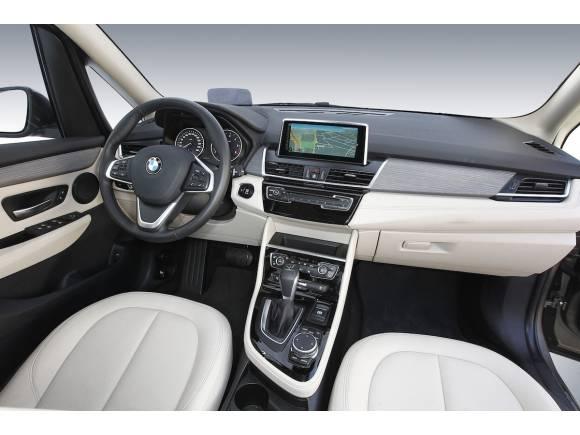 Prueba BMW 218d Grand Tourer