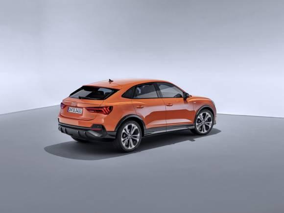 Nuevo Audi Q3 Sportback: el segundo SUV coupé para la marca de los aros