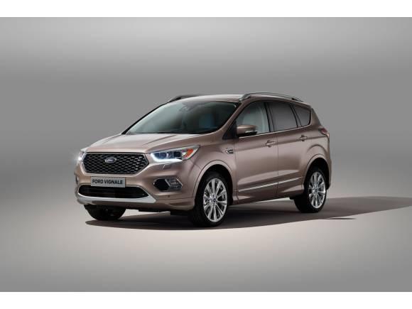 Ford Kuga Vignale, el último de la gama de lujo