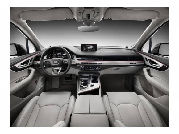 Nuevo Audi Q7 2015: el SUV grande de Audi se renueva por completo