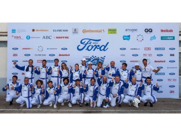 Auto10 ha participado en las 24 Horas Ford 2018