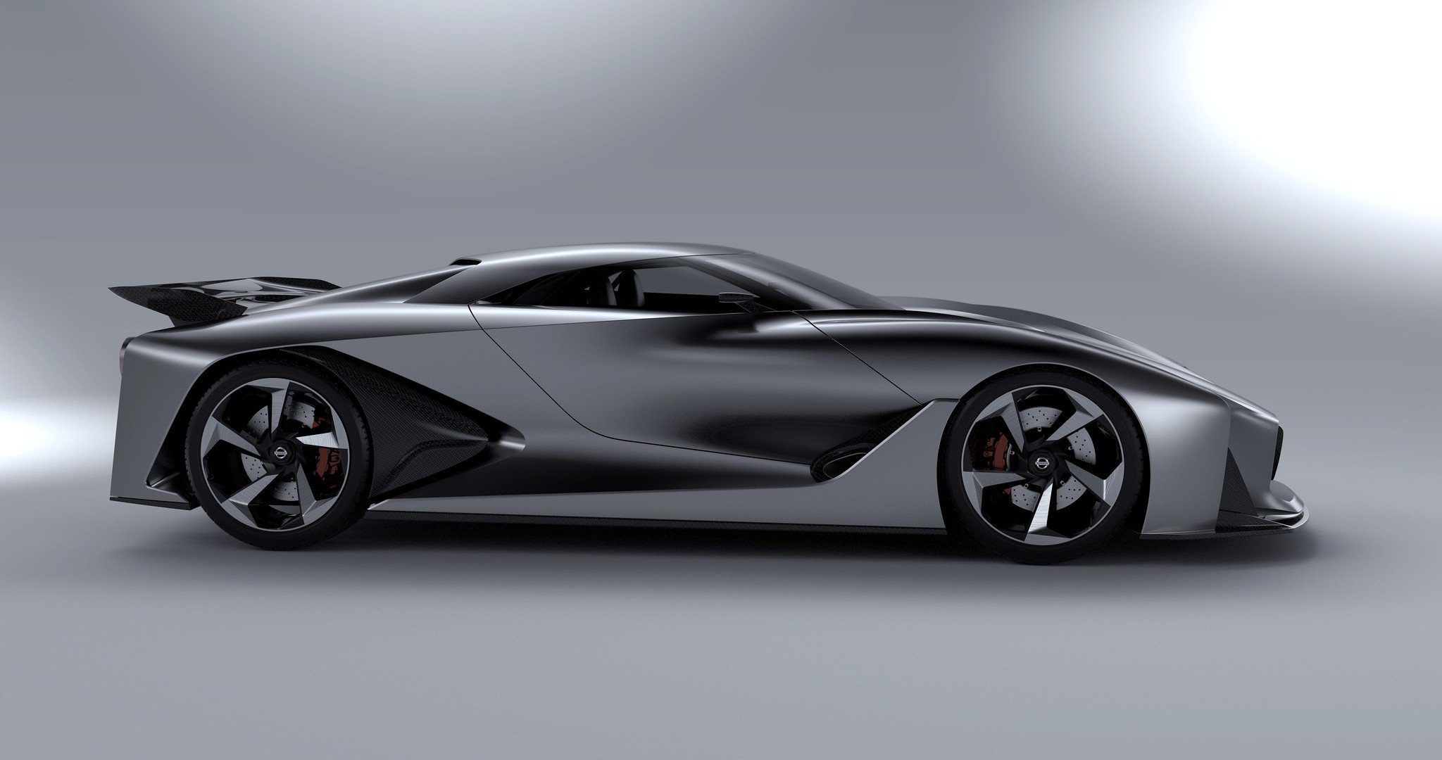 Nissan Concept Vision 2020