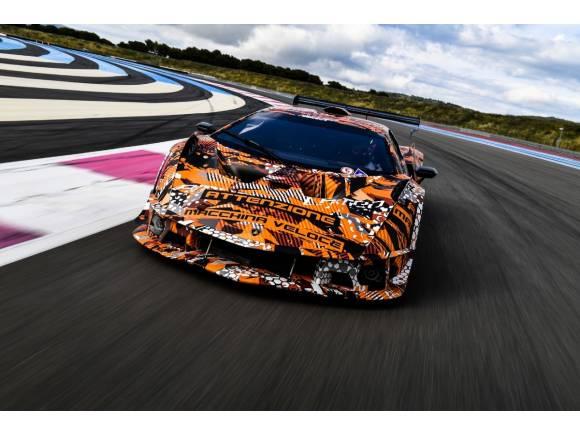 Lamborghini SCV12: 830 CV exclusivos para circuito