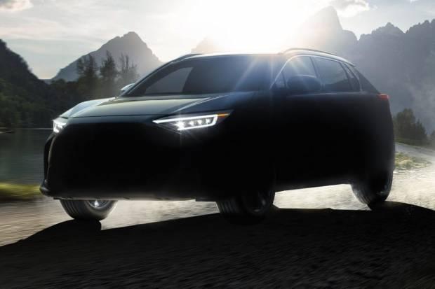 Subaru Solterra: el primer coche eléctrico de Subaru llegará en 2022