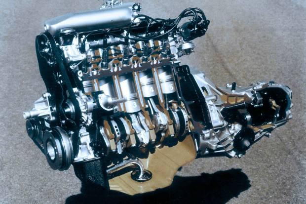 40 años del motor Audi de 5 cilindros