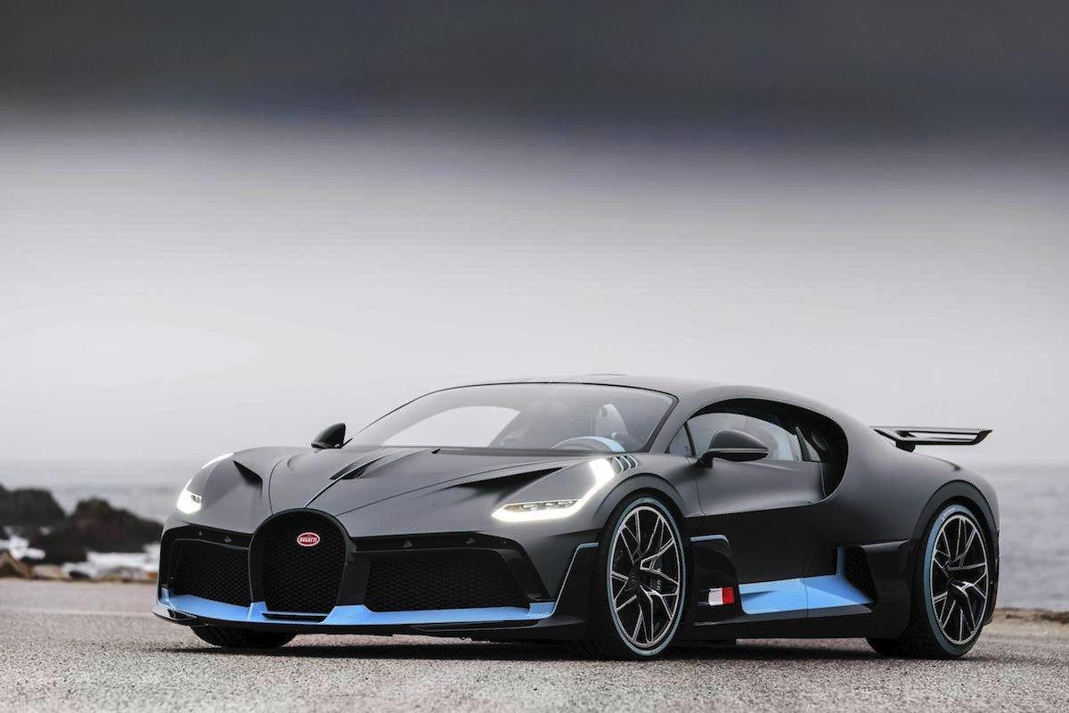 nuevo bugatti chiron divo  m u00e1s extremo y 1 500 cv
