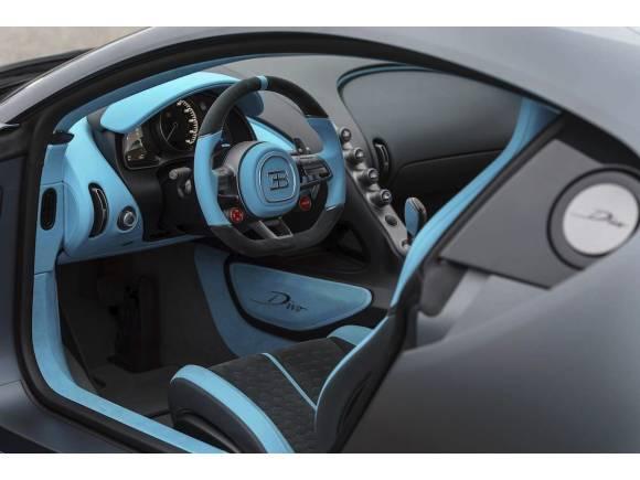 Nuevo Bugatti Chiron Divo, más extremo y 1.500 CV