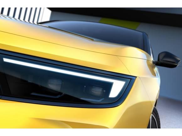 Nuevo Opel Astra 2021: primero detalles de una nueva generación