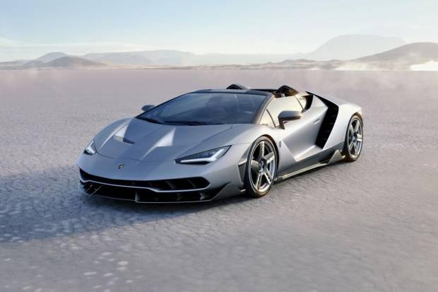 Nuevo Lamborghini Centenario Roadster, sólo se fabricarán veinte