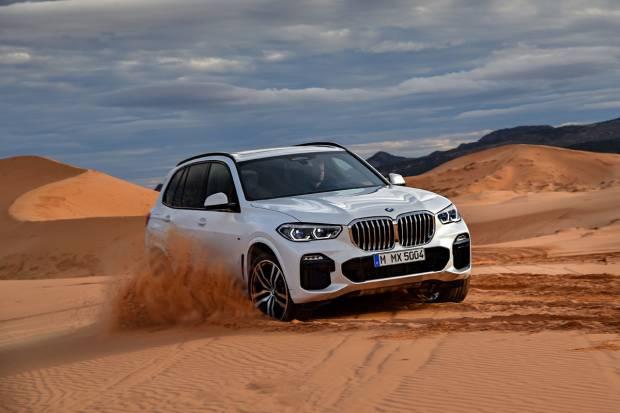 Gama y precios del nuevo BMW X5