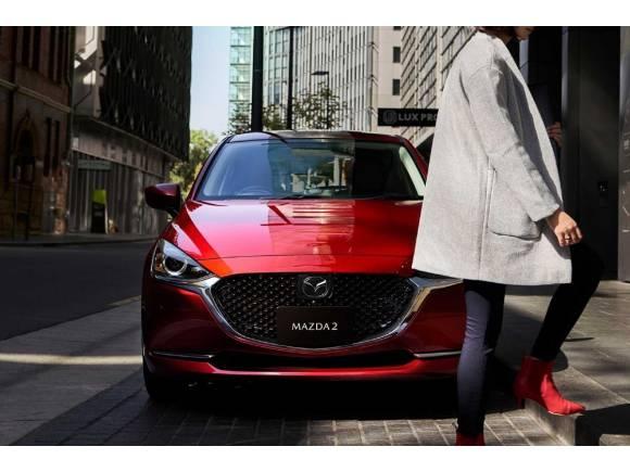 El Mazda2 2020 se renueva como micróhibrido y obtiene la etiqueta ECO
