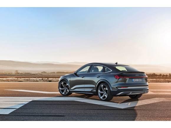 Nuevos Audi e-tron S y e-tron S Sportback: los pioneros de la electricidad deportiva