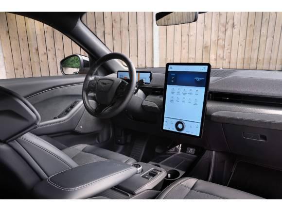 Ford Mustang Mach-e GT: la electrificación y la deportividad extrema se dan la mano