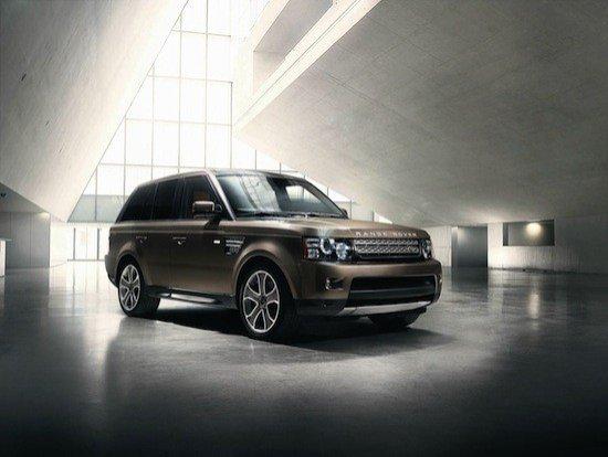 Range Rover Sport 2012 12MY