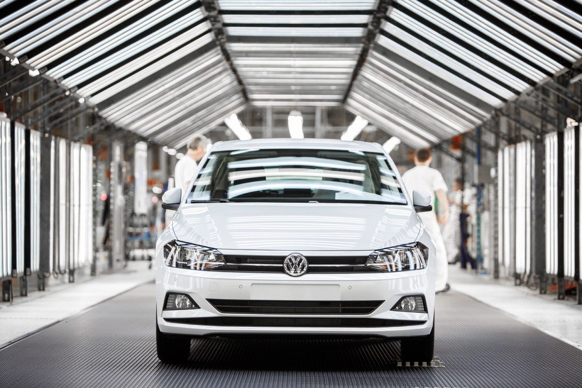 Volkswagen Polo Landaben