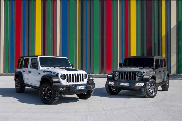 La gama híbrida enchufable Jeep 4xe tiene nuevas ofertas de financiación y renting