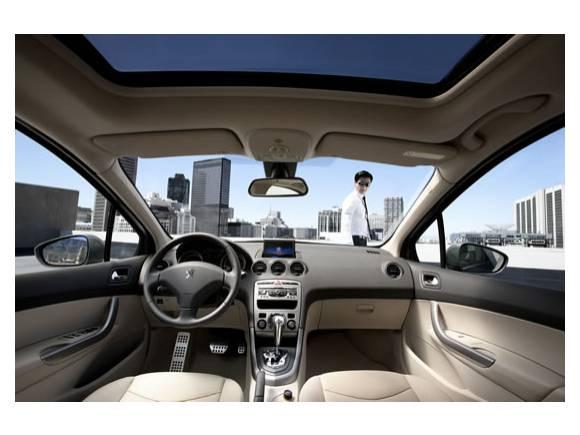 Nuevo Peugeot 408 en el Salón de Pekín