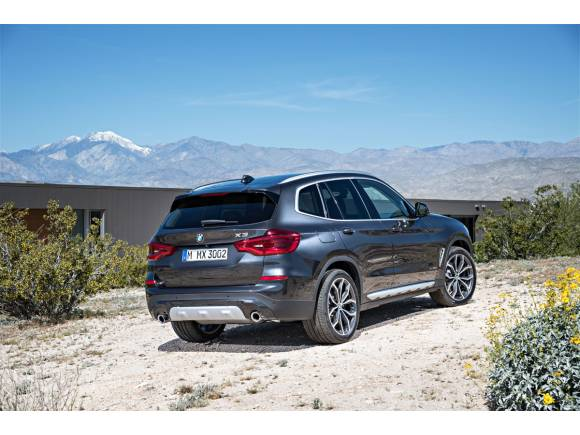 Nuevo BMW X3: equipamientos, precios y primera prueba