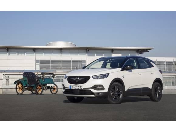 Nuevos modelos Opel 120 Aniversario