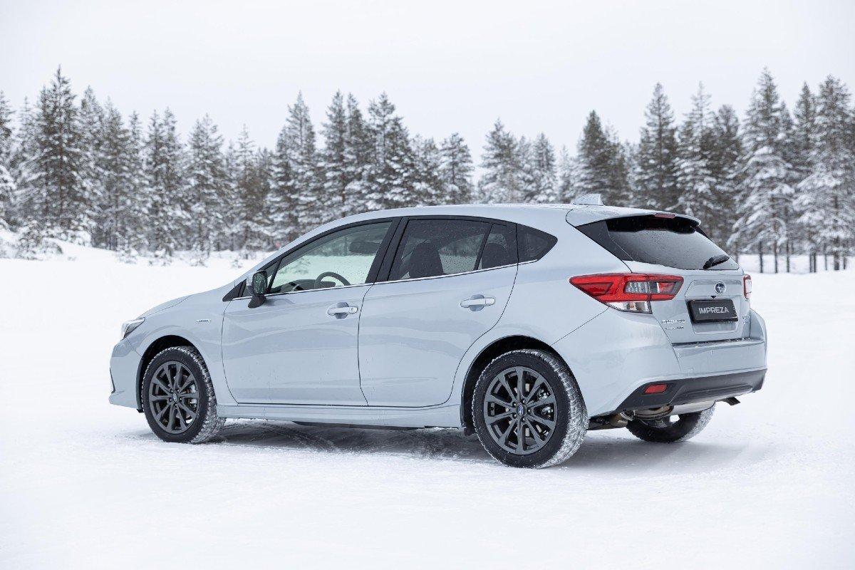 Subaru Impreza ECO Hybrid