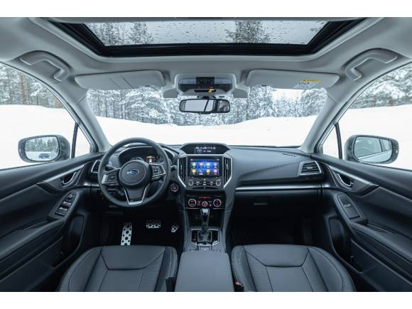 Subaru Impreza ECO Hybrid: la leyenda sigue con bajos consumos y emisiones
