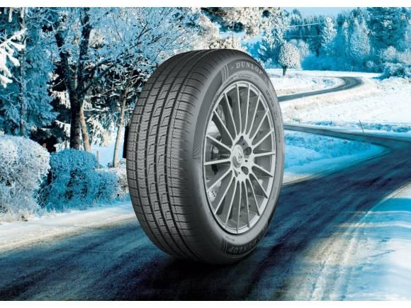 Nuevo Dunlop Sport All Season, un neumático todo tiempo para inviernos suaves