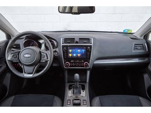 Subaru Outback Silver Edition: nueva versión casi tope de gama
