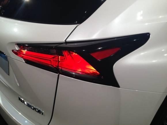 Nuevo Lexus NX, ya hemos conocido al nuevo SUV compacto de Lexus