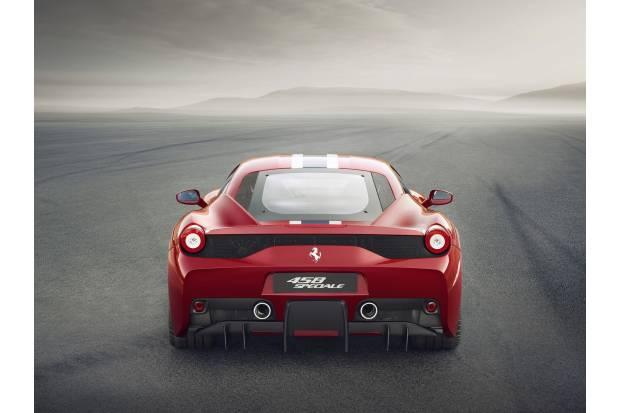 Ferrari 458 Speciale, un 458 Italia más potente y ligero para Frankfurt