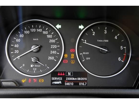 Prueba BMW 218d Active Tourer